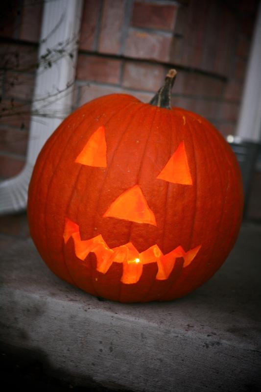 Our $1.99 Pumpkin