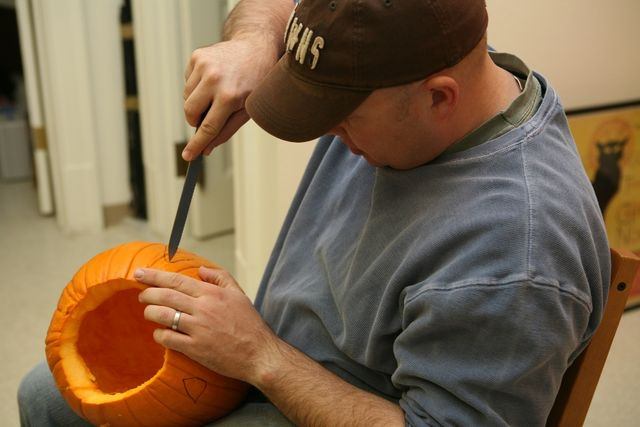 The Faithful Pumpkin Carver