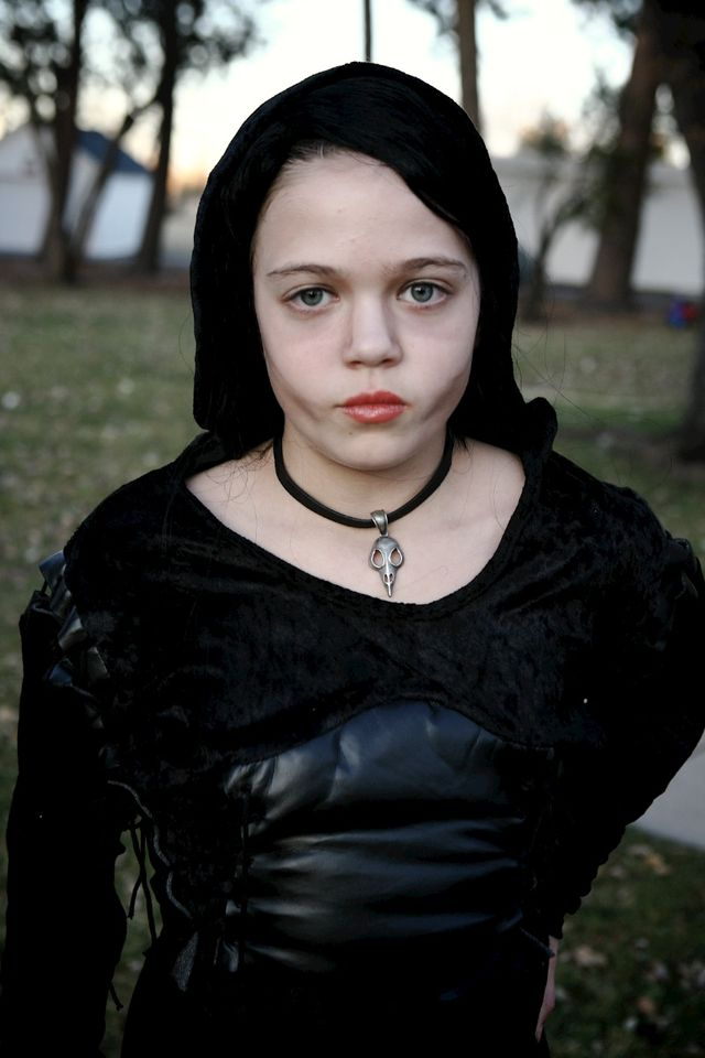 One Last Bellatrix Scowl