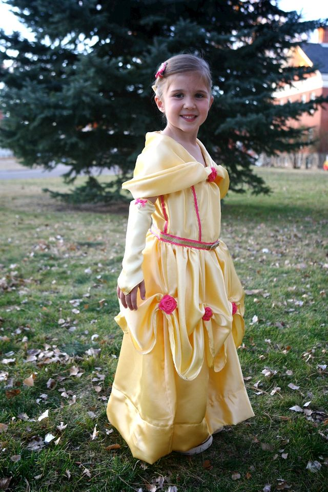 Belle, Again