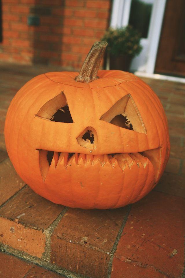 Bridget's Pumpkin