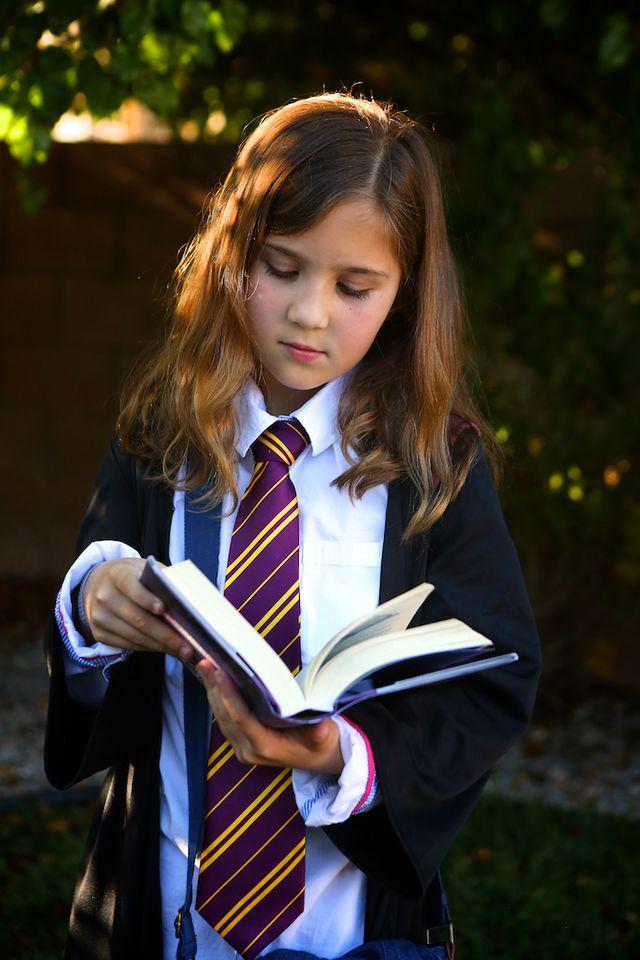 Studious Hermione