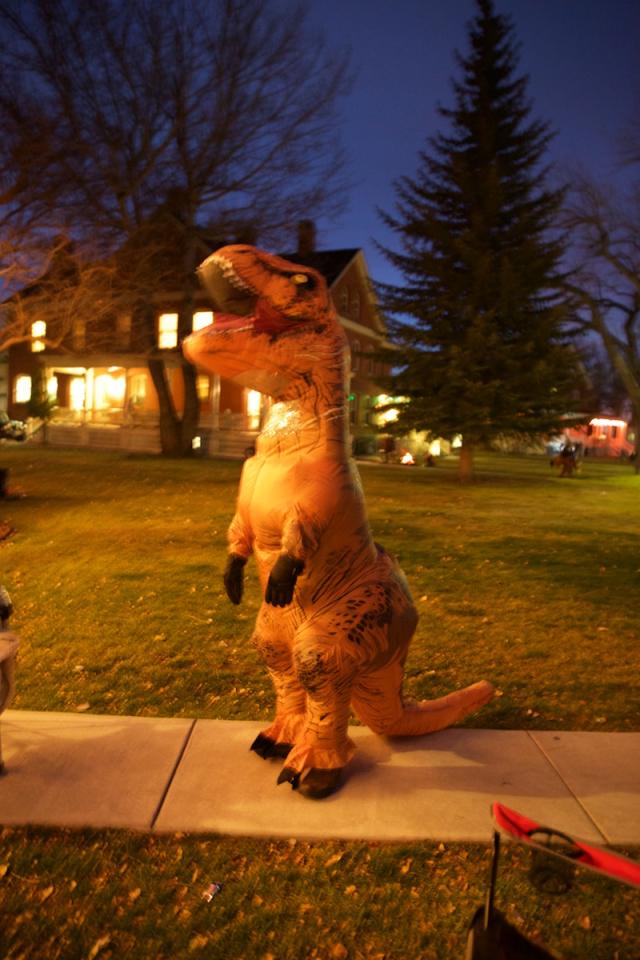 Neighborhood T-Rex