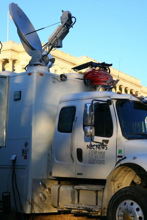 News Trucks