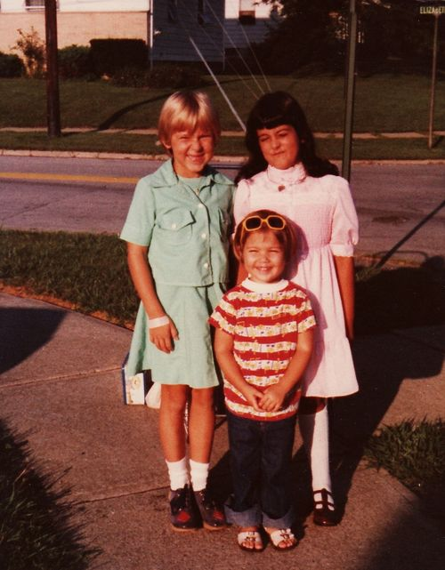 First Day of Second Grade | 1980