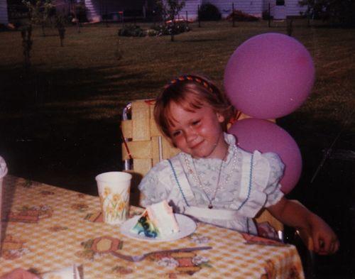 Katherine's Birthday | circa 1985