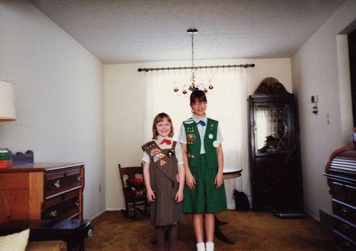Girl Scouts | circa 1988