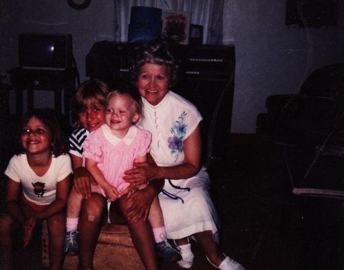 Grandma's Living Room | circa 1981