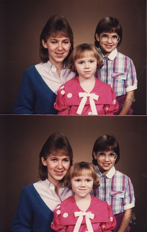 Church Directory Photos | circa 1985