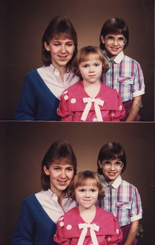 Church Directory Photos | circa 1985