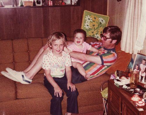 Grandma's Rinehart's House | circa 1978