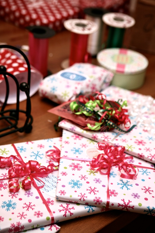 Wrapping | 12.17.09